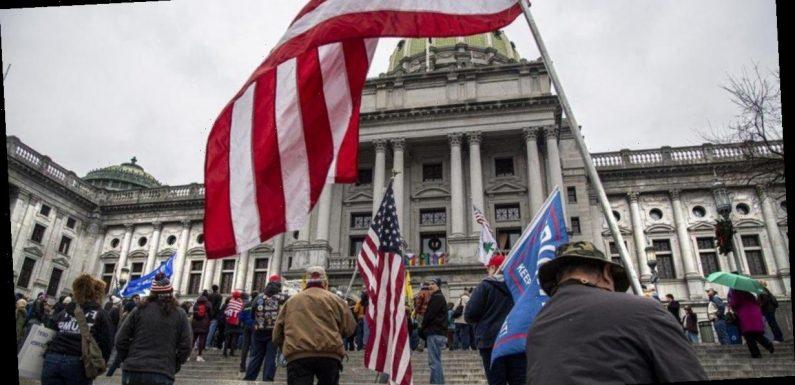 Pennsylvania legislature blocks swearing-in of Democratic incumbent