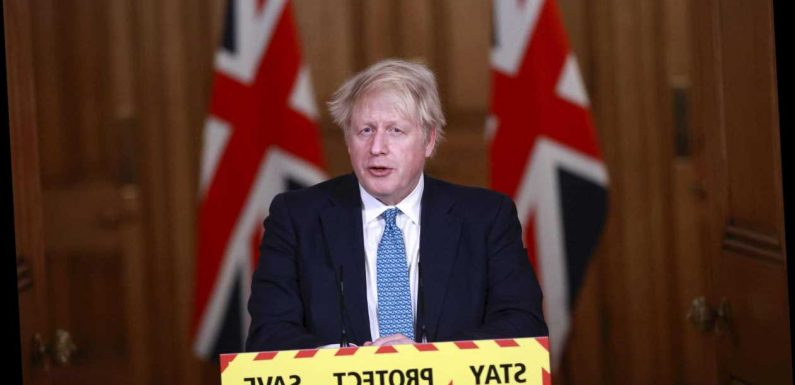 UK prime minister praises Brits for 'sacrifice' as new coronavirus lockdown looms: 'We have no choice'