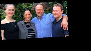 Get to know Kamala Harris's family