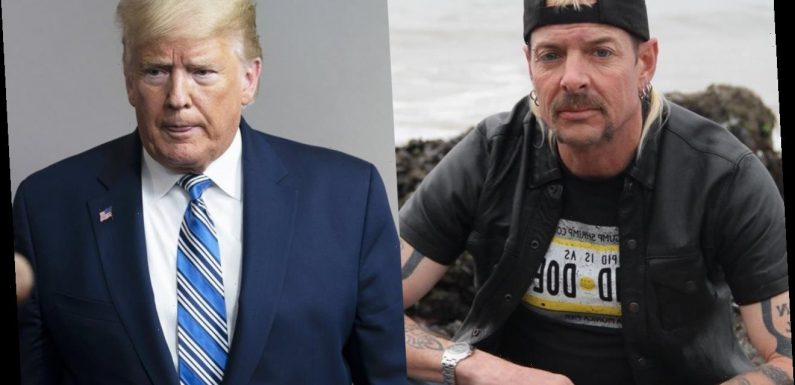 Joe Exotic Left 'Disappointed' by Exclusion From Donald Trump's Pardon on Final Presidential Day