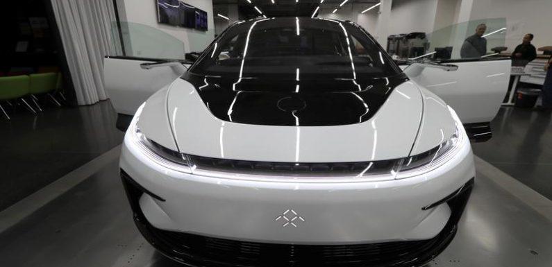 Electric-vehicle firm Faraday Future to go public via $3.4 billion SPAC deal