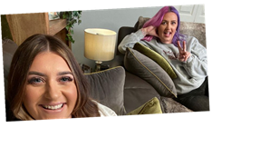 Gogglebox stars Ellie and Izzi could make £600,000 a year through Instagram and top show's rich list
