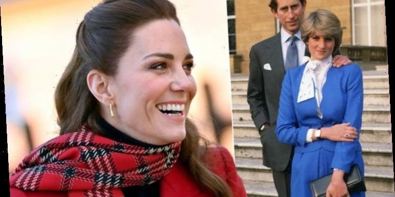 Princess Diana & Kate Middleton engagement ring still the most copied royal jewellery