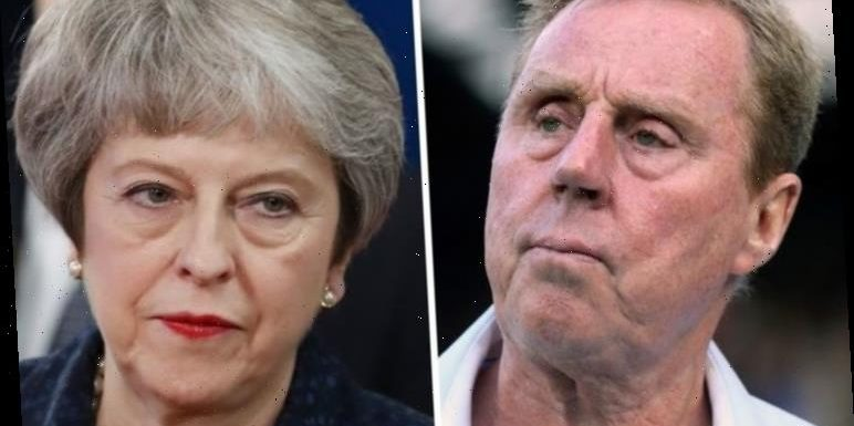 Harry Redknapp's Brexit defence of Theresa May: 'She's getting slaughtered every day'