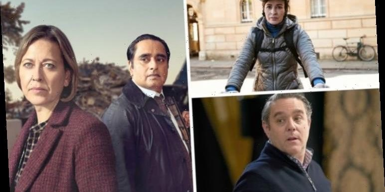 How many episodes are in Unforgotten season 4?