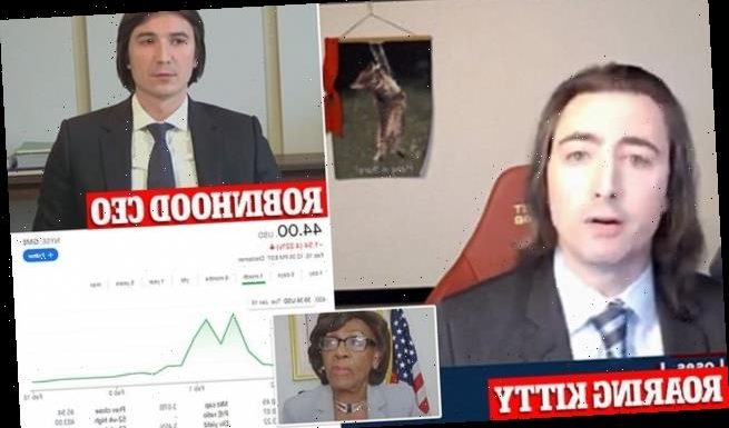 YouTube investment star Roaring Kitty defends himself in Congress