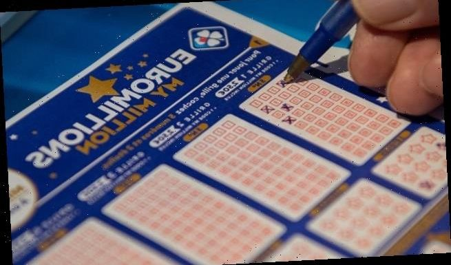 Britons could win a record £176m in tonight's EuroMillions draw