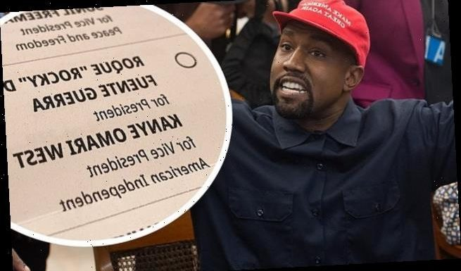 Kanye West 'spent $12.5M of his OWN money' for failed 2020 campaign