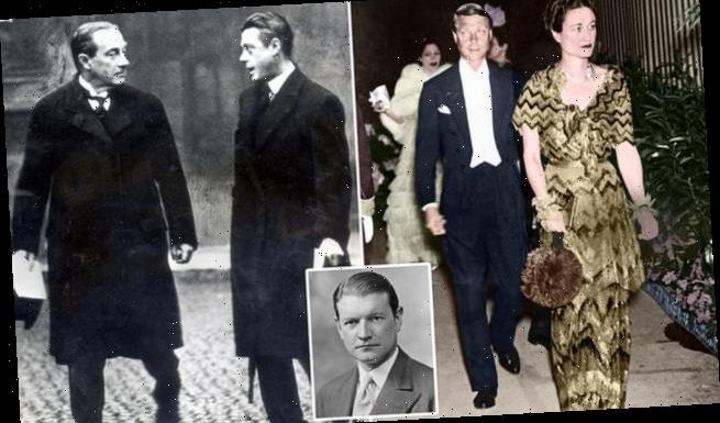 The day 'half-demented' King Edward VIII flung books at the PM