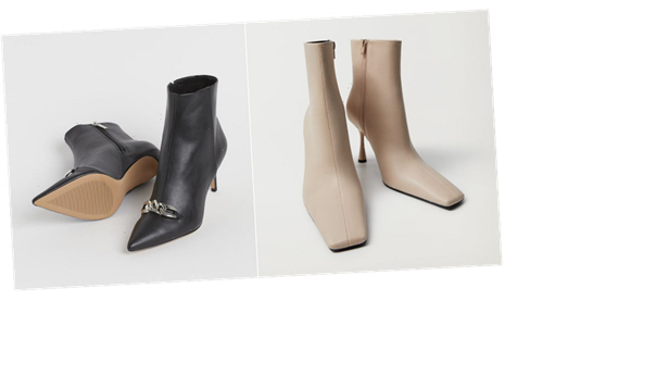 These Chic Leather Boots Give Us a Reason to Go Out (or Stay Home and Take Pics)