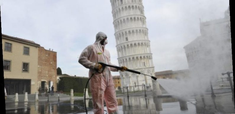 Italy's mafia poised to exploit pandemic recovery projects: report