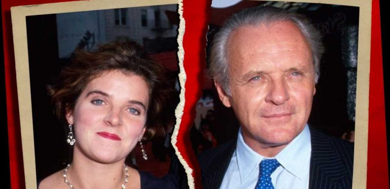 'The Father' star Anthony Hopkins is estranged from his real-life child
