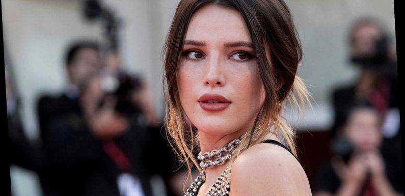 Bella Thorne: Female directors have made me 'uncomfortable' in nude scenes