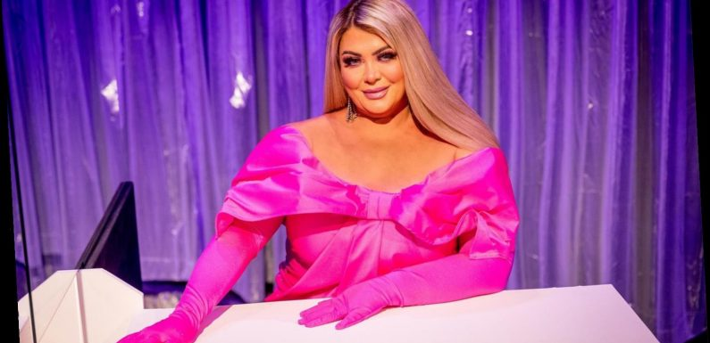 Drag Race fans in hysterics as Gemma Collins makes cheeky innuendos about Spotted Dick and sausages in guest appearance