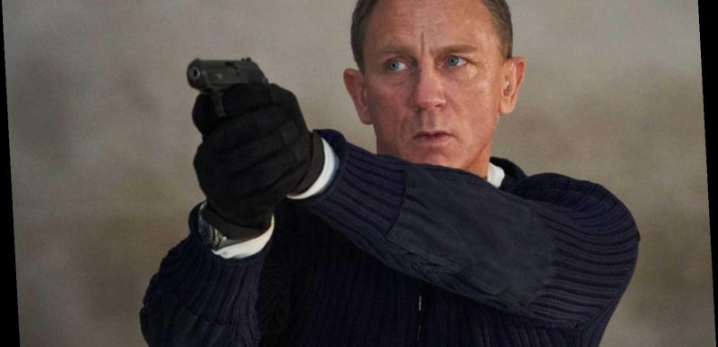 James Bond film No Time To Die's release date 'is brought forward after the end of Covid lockdown is announced'