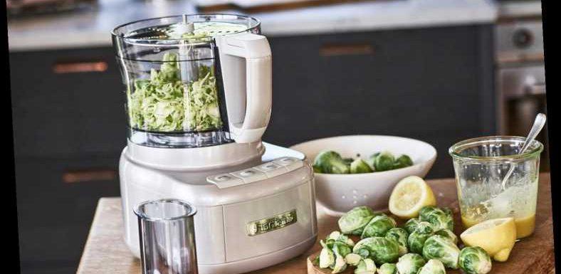 Cuisinart 1.9l Easy Prep Pro food processor review