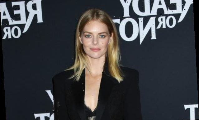 Samara Weaving to Star as Playboy Bunny Holly Madison in New Series