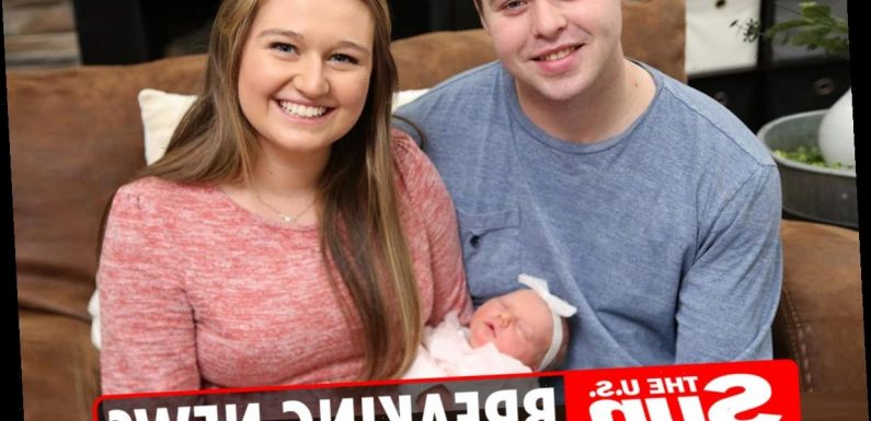Kendra Duggar, 22, gives birth to third child, daughter Brooklyn Praise, with husband Joseph, 25