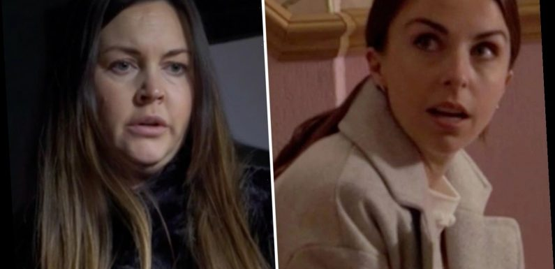 EastEnders fans sickened as Ruby Allen frames Stacey Slater for her miscarriage
