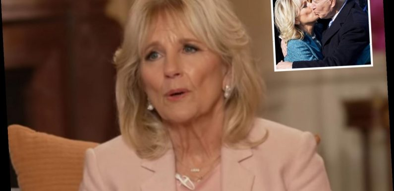 Jill Biden 'felt like a failure' after divorce but claims she met Joe AFTER split despite 1st husband saying she cheated