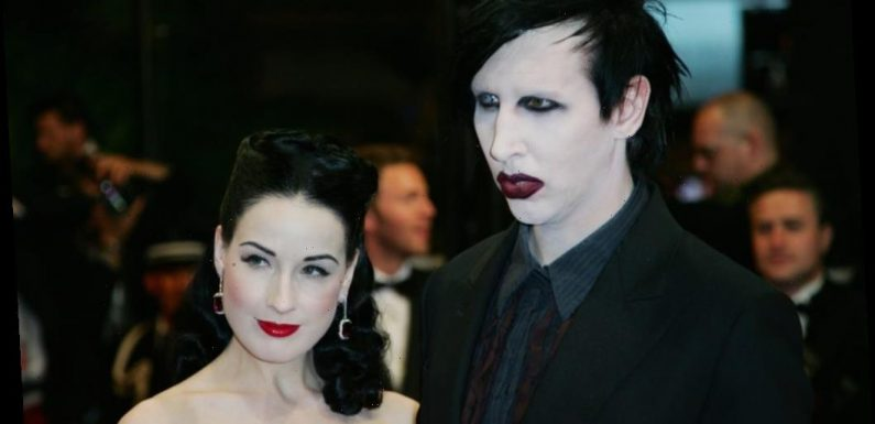 Why Did Marilyn Manson and Ex-Wife Dita Von Teese Divorce?