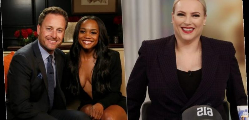 'The View': Meghan McCain Thinks Chris Harrison Was 'Dismissive' of Rachel Lindsay