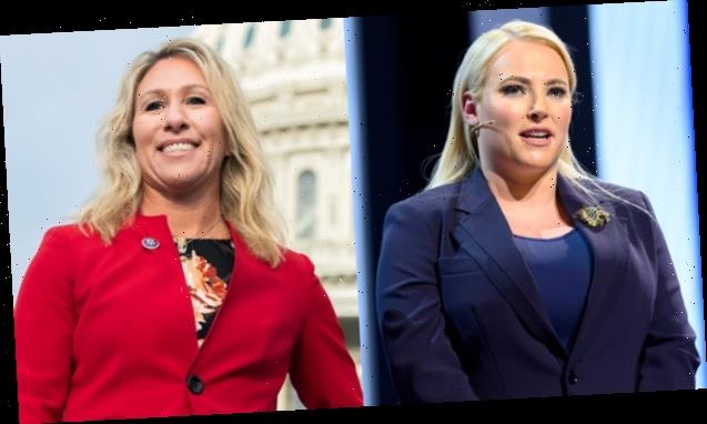 Meghan McCain Urging Republicans To Remove Marjorie Taylor-Green From Congress — Watch