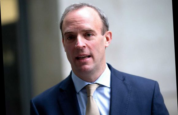 Dominic Raab to take aim at China's 'extreme' human rights abuses in rallying cry to UN