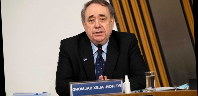 Alex Salmond inquiry LIVE: Ex-FM says censoring of his evidence was 'intolerable' & insists name of accuser WAS shared