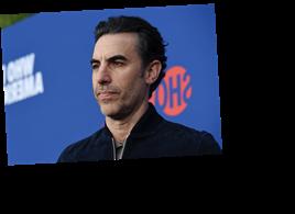 Sacha Baron Cohen: I Will Hire Rudy Giuliani to Contest Golden Globes If 'Borat,' 'Chicago 7' Lose