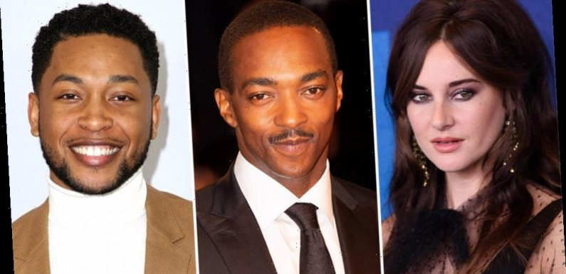 AGC Studios Firms 'Panopticon;' Shailene Woodley, Anthony Mackie, Jacob Latimore Star In Andres Baiz-Directed Thriller