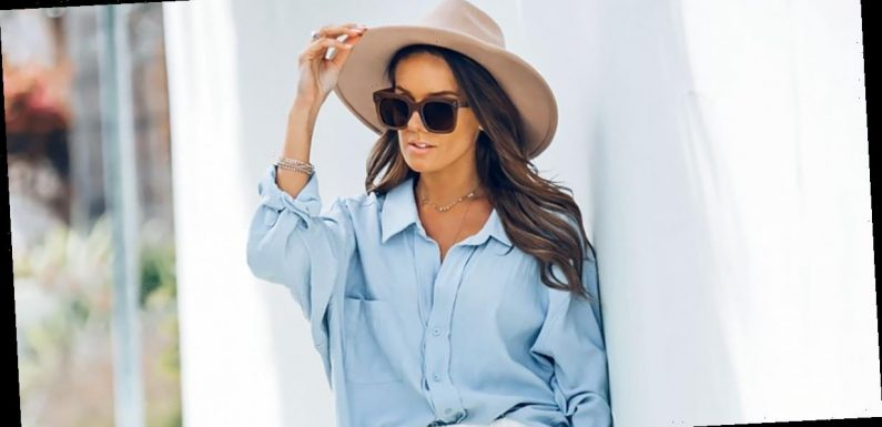 Why Button-Down Shirts Are Perfect to Wear All Spring