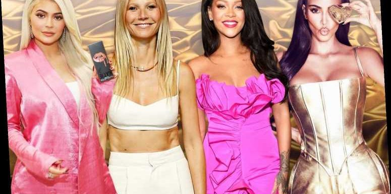From Kylie Jenner to Rihanna… the stars making hundreds of millions from make-up