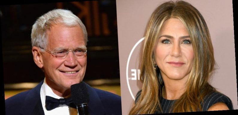 Fans Are Disgusted By David Letterman's Interview with Jennifer Aniston from 1998