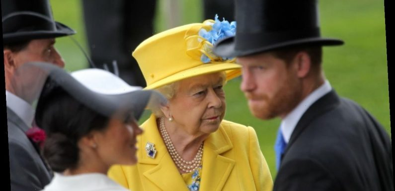 Queen Elizabeth officially strips the Sussexes of all of their royal patronages