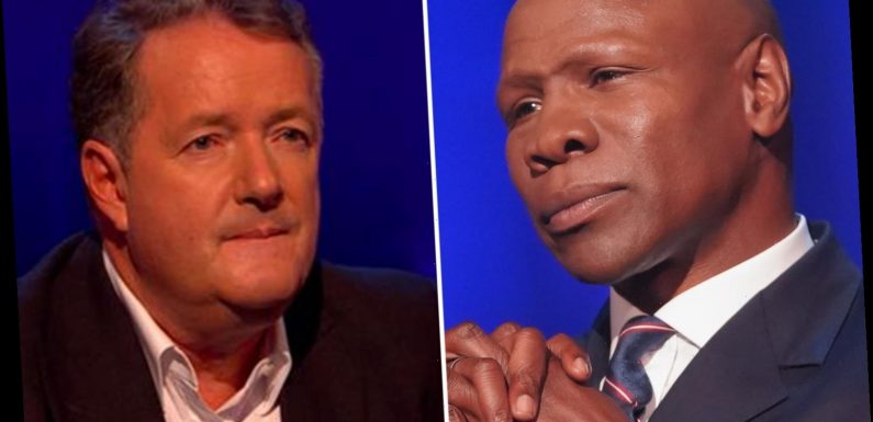 Life Stories viewers delighted as Chris Eubank 'shuts down' Piers Morgan's questions