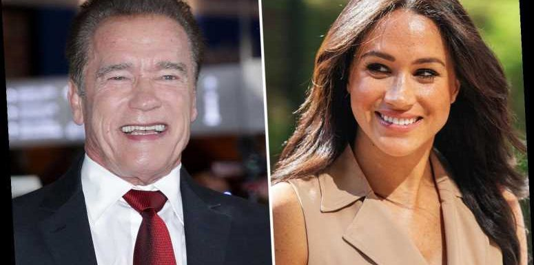 Meghan Markle tipped to 'do an Arnold Schwarzenegger' and run for office in America