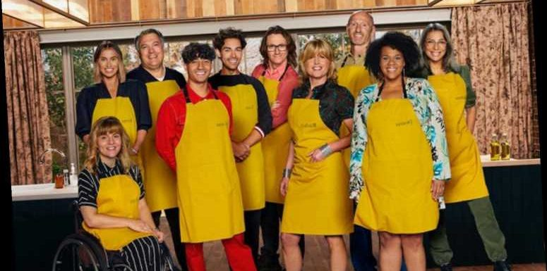 Who are the Celebrity Best Home Cook 2021 finalists?