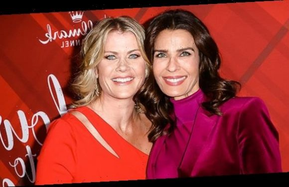 Alison Sweeney: Kristian Alfonso's 'Chronicle Mysteries' Role Is A 'Shoutout' To 'Days' Fans