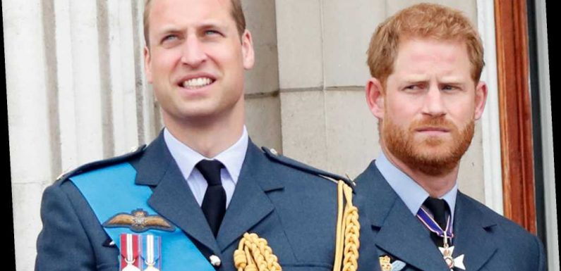 Prince William 'Very Upset' by How Prince Harry Pushed Back on Queen Elizabeth's Royal Statement: Report