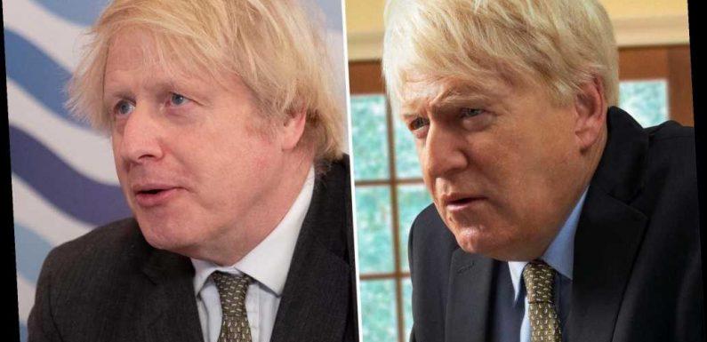 Kenneth Branagh is unrecognizable as Boris Johnson in COVID-19 drama