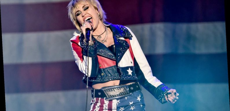 Here's What Miley Cyrus' Midnight Sky Really Means