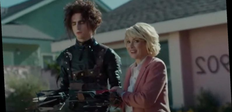 Winona Ryder's Cameo In Cadillac's Super Bowl Ad Is Turning Heads