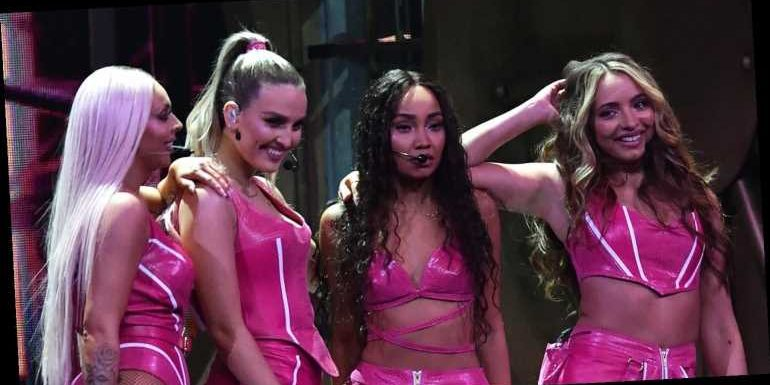 Little Mix's Concert Film Is Now Available Worldwide On iTunes!