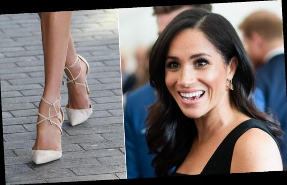 Love Meghan Markle's Aquazzura heels? ASOS has the best dupe for £14