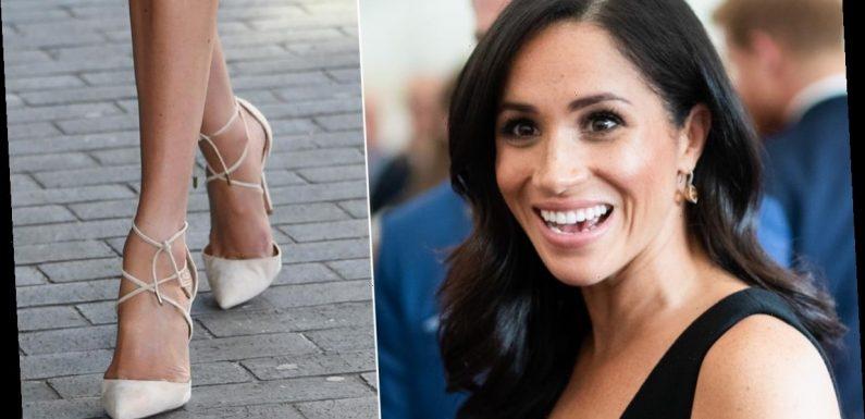 Love Meghan Markle's Aquazzura heels? ASOS has the best dupe for £14
