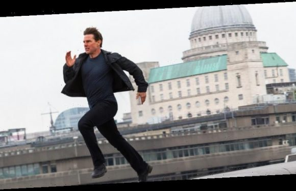 'Mission: Impossible 7' First Look Features Tom Cruise Doing What He Does Best: Running