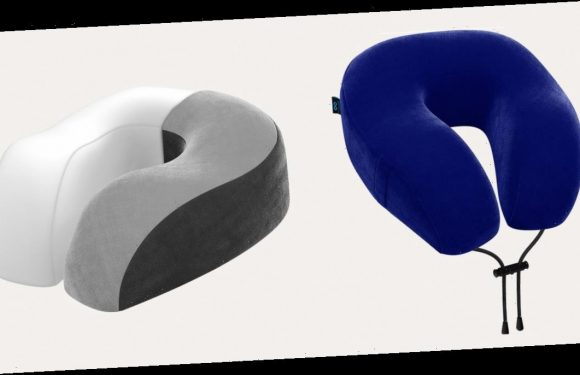 The Travel Pillow You Should Never Leave Behind