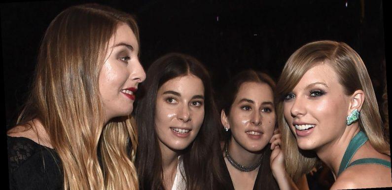 Taylor Swift Joins Her Besties Haim For 'Gasoline' Remix – Listen Now!