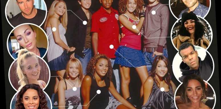 Where the S Club Juniors are now – from football Wags to X Factor flops and This Morning star